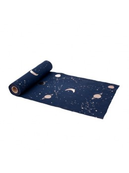 Chemin de Table lin astronaute