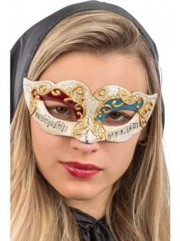 masque loup vénitien musique