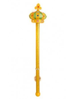 Sceptre Royal Doré