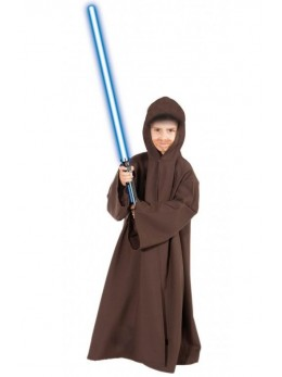cape jedi enfant marron