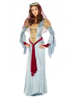 déguisement femme médiéval miranda