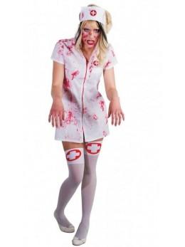 déguisement infirmière zombie adulte