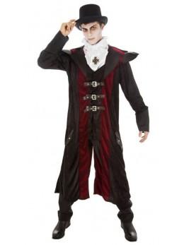 déguisement manteau vampire adulte