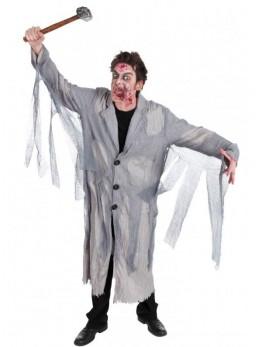 déguisement manteau zombie