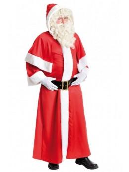 costume manteau de père Noël