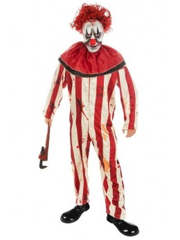 déguisement scary clown adulte