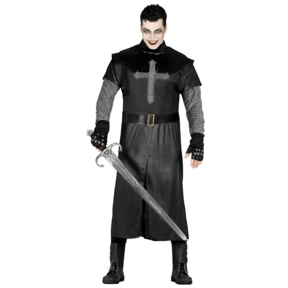 déguisement chevalier templier adulte