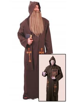 déguisement moine mortis