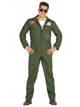 déguisement pilote de chasse