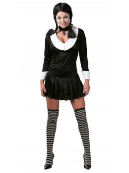 déguisement écolière halloween