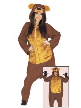déguisement kigurumi ours