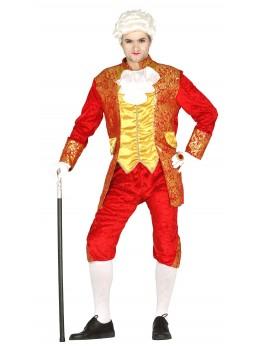 déguisement marquis rouge