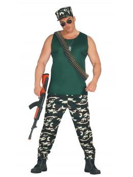 déguisement soldat homme