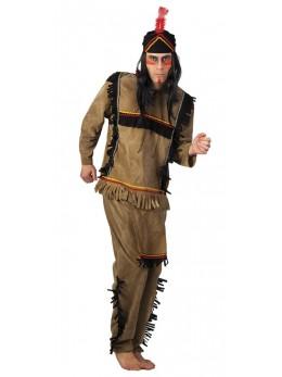 déguisement indien adulte