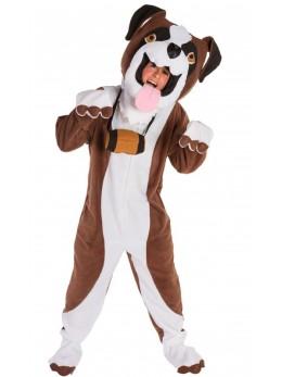 déguisement chien saint bernard