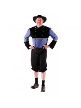 costume breton homme