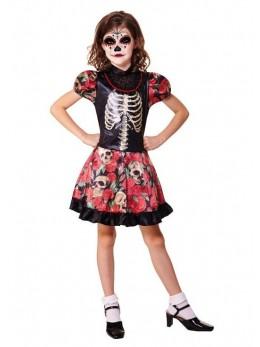 déguisement halloween mexicain enfant