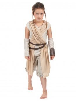 Déguisement luxe enfant Rey Starwars