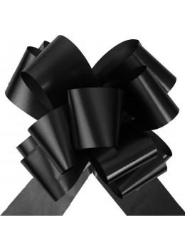10 Noeuds automatiques bolduc noir