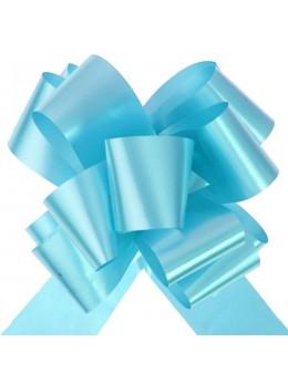 10 Noeuds automatiques bolduc turquoise