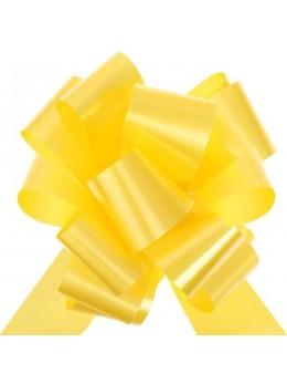 10 Noeuds automatiques bolduc jaune