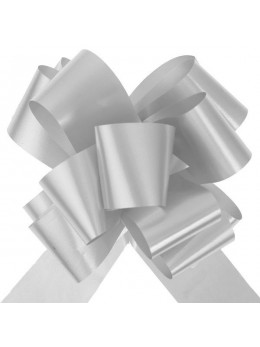10 Noeuds automatique bolduc gris perlé