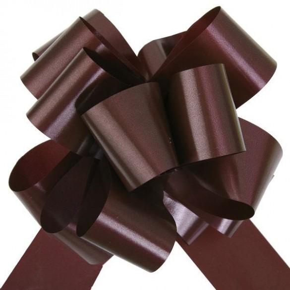 10 Noeuds automatique bolduc chocolat
