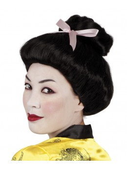 Perruque Geisha