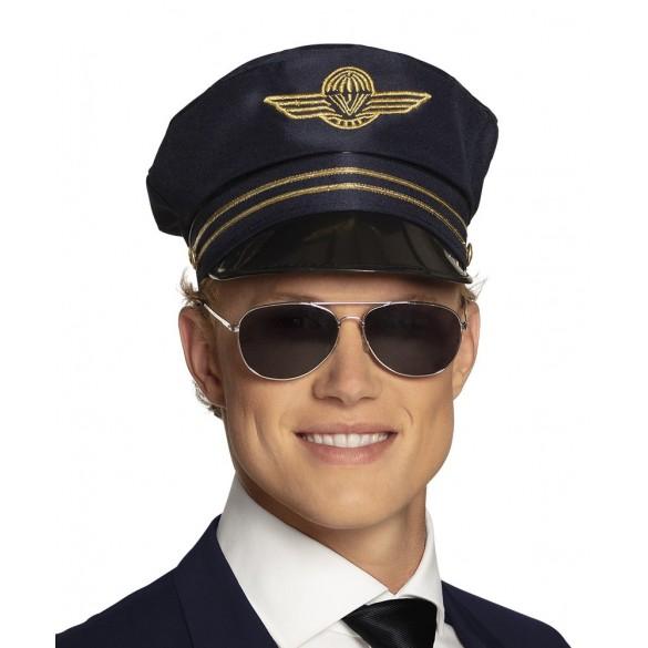Casquette pilote aviateur