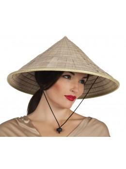 Chapeau Chinois paille