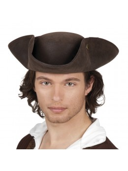 Chapeau pirate véritable