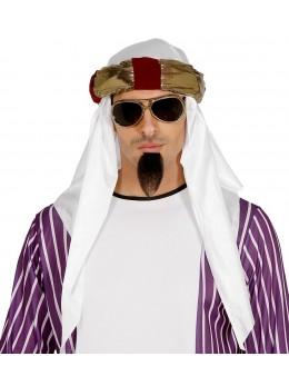 Coiffe Prince du désert