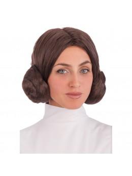 Perruque Leia