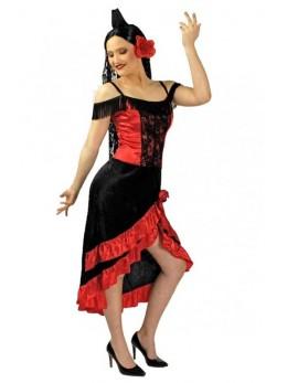 Déguisement espagnole Carmen