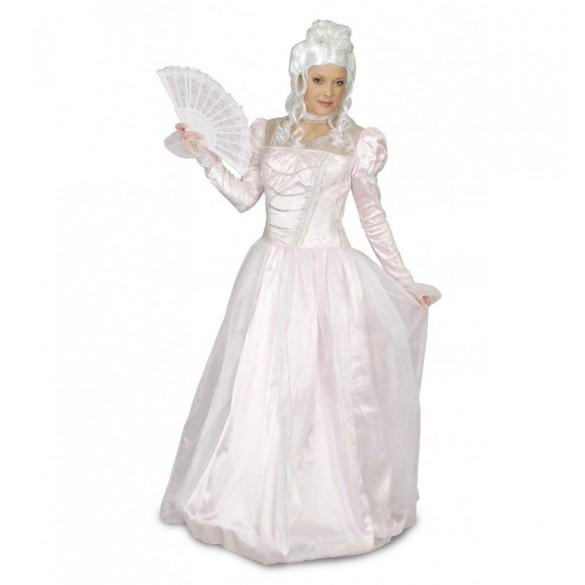 Déguisement princesse blanche