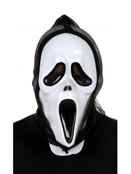 masque scream plastique