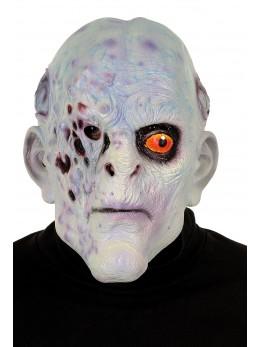 Masque latex zombie à l'acide