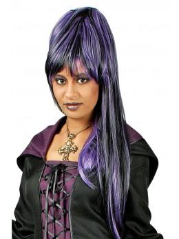 Perruque sadia violette