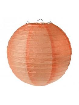 2 Lampions ballons Corail