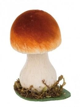 Déco champignon sur socle