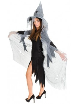 Set de déguisement sorcière grise