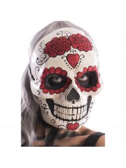 Masque mexicain dia de los muertos