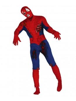 Déguisement Spiderman zombie