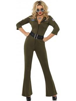 Déguisement Top Gun fille