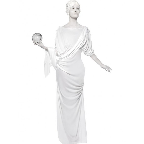 Déguisement statue antique