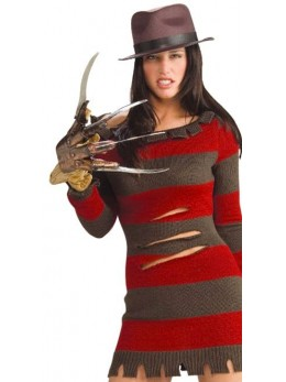 Déguisement Freddy Krueger fille officiel