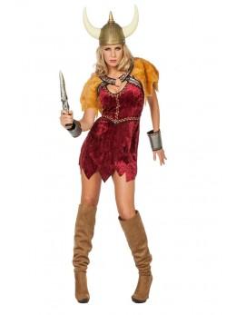 Déguisement viking girl