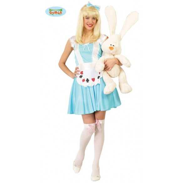 Déguisement merveilleuse Alice