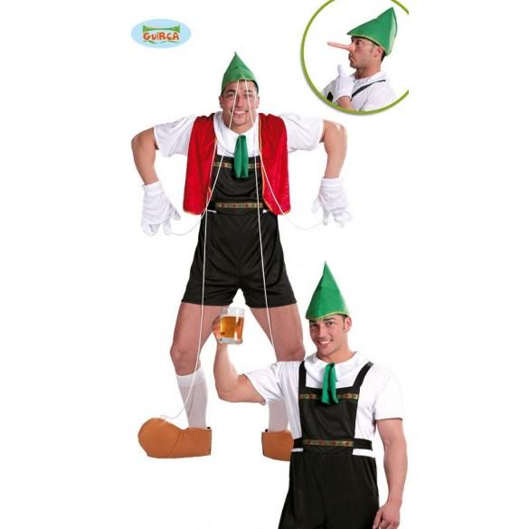 Déguisement marionette tyrolienne