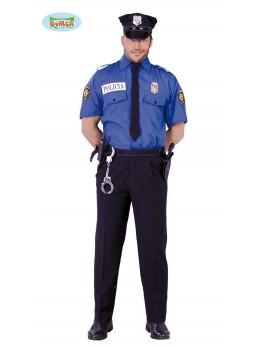 Déguisement chemise de policier
